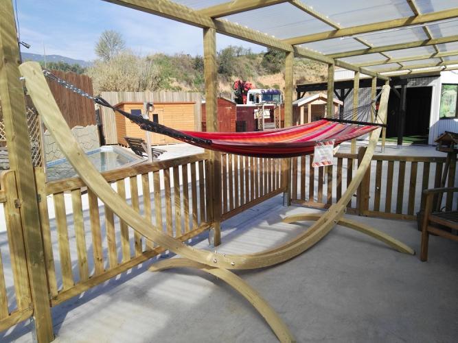 Hamaca oaxaca garden house noticias garden house madera - Estructura hamaca ...