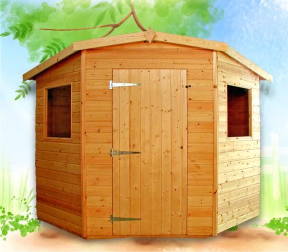 Rutland cobertizos cat logo garden house madera for Cobertizo de herramientas