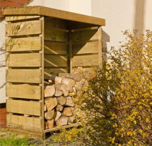 Log store le ero armarios cat logo garden house madera - Armario de madera para exterior ...