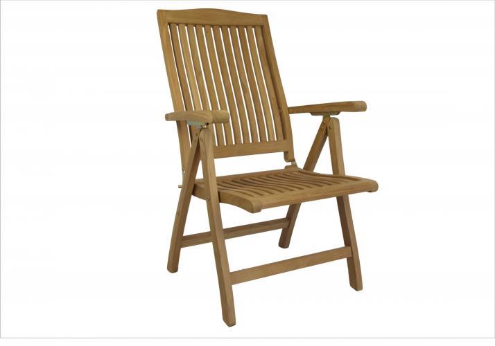 Sill n bali mobiliario exterior cat logo garden for Sillon reclinable exterior